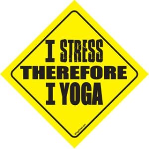 stress-yoga