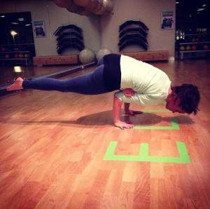 yogastyrke